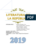 Literatura de la República.docx