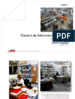 Centro de Información Cultural del Estado de Hidalgo. Primera Etapa (2010-2011)