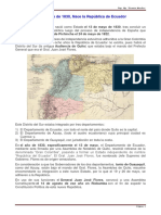 2. Breve Historia Del Ecuador Como República
