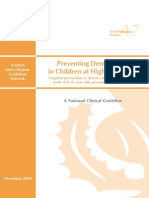 Preventing Dental Caries in Children at High Caries Risk