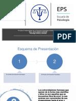 Principios Fundamentales de La Evaluación Psicológica Contemporánea