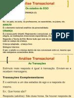 Analise-Transacional