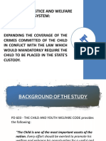 JUVENILE JUSTICE AND WELFARE SYSTEM.pptx