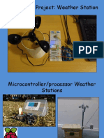 Weather Station Presentation