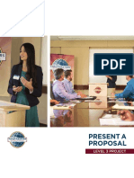 8312 Present a Proposal