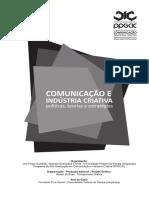 Comunicação e Indústria Criativa- Políticas, Teorias e Estratégias.