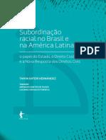 Subordinação racial no Brasil e na América Latina - 2017.pdf