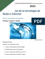 la tecnologia de Redes e Internet