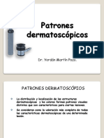 3. Patrones Dermatoscópicos