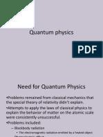 Quantum Physics Module 2