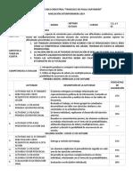 Nivelación Extemporánea 2019 Formato 2