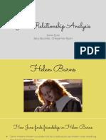 janes relationship analysis