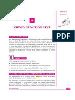 Kidney Function Test-1