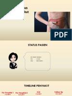 Lapsus Appendicitis