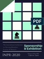 Nursing Conference 2020 Sponsorship