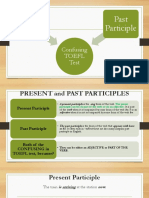 Meeting 5 (Present and Past Participle)
