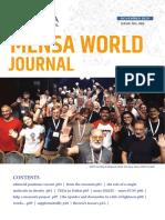 Mensa World Journal November 2019