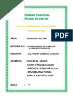 INFORME Nº 2 (VELOCIDAD DE TRANSFERENCIA DE CALOR).docx