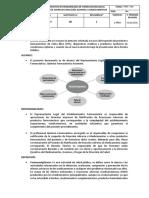 Procedimiento POES - Analisis de Medicamentos