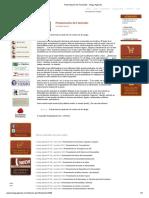 Presentación de Femicidio - Imago Agenda