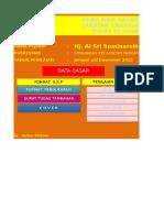 Skp Kepala Puskesmas Rincian Per Bulan 2015
