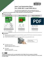 VFD-E Extension En, manual plc. Delta