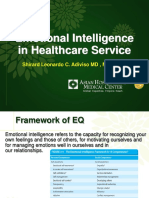 EQ in Healthcare