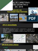 Seccion 209- Dg 2018