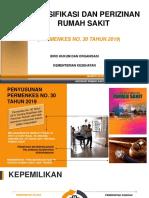 Izin Dan Klasifikasi Rumah Sakit, Edit Arssi