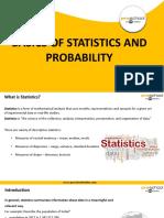 Basics of Statistics_1