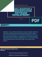Best Cargo & Logistics Web Software Development Company in India