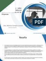 Material Reforma Laboral Octubre 2018