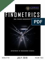 Finometrics July 2019