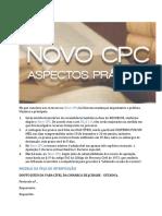 Modelo Recurso de Apelacao Conforme o Ncpc