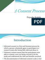 Informed Consent Ppt(Priyanka Kodule)