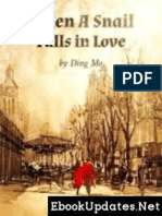 When A Snail Falls in Love - Ding Mo - To Chapter 70.epub