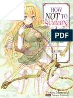 How NOT to Summon a Demon Lord - LN 01 Premium