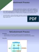 Refurbishment Process