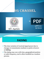 Fading Channel New
