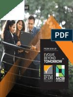 Recruiters Guide PGDM 2018-20 Batch