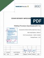 OFD0137-WPS-GTSM-P5A-011-REV-0