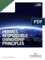 Final Responsible Ownership Principles 2018