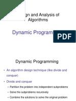 Dynamic programming ppt