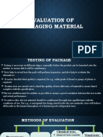 Evaluation of packaging material.pptx