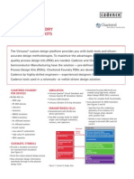 Chartered Process Design Kit Ds