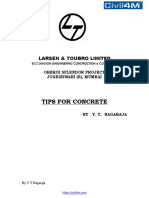 Tips For Concrete by Y T Nagaraja.pdf
