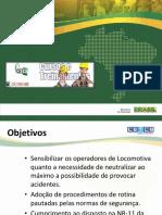 CETCB - Operação de Locomotivas
