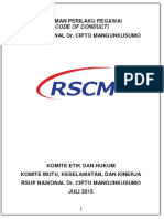 Code of Conduct RSCM