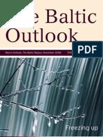 Baltic Outlook November 2008