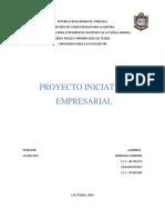 Proyecto de Iniciativa 2